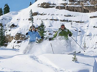 Ski Together in Aspen....