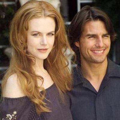 Nicole Kidman- Tom Cruise ...