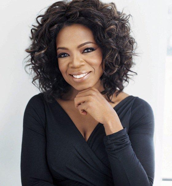 Oprah Winfrey ...