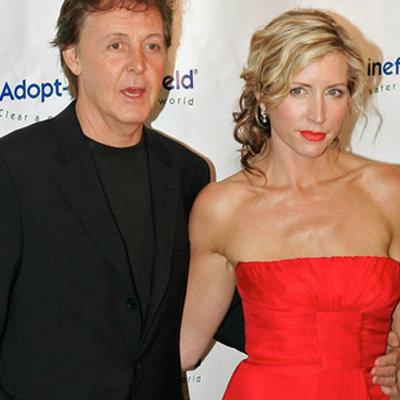 Heather Mills- Paul McCartney ...
