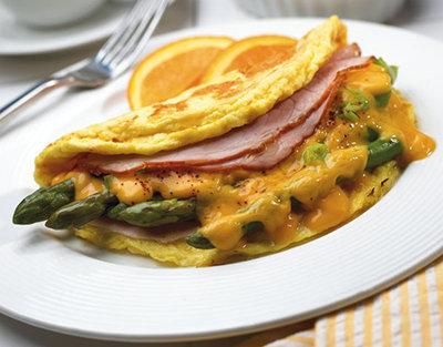 Omelette ...