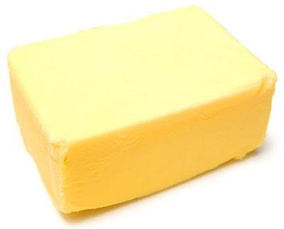 Butter ...