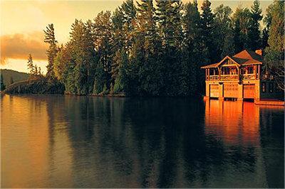 The Point, Lake Saranac, New York