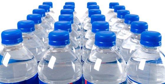 Bottled Water ...