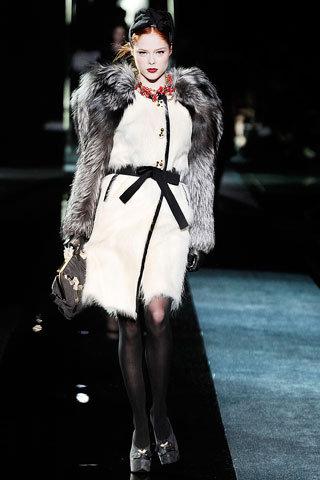 Dolce & Cabbana Fur Coat
