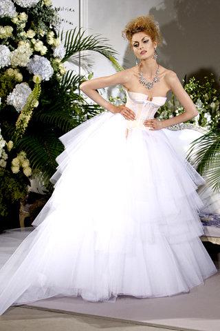 Gorgeous Christian Dior Wedding Dresses