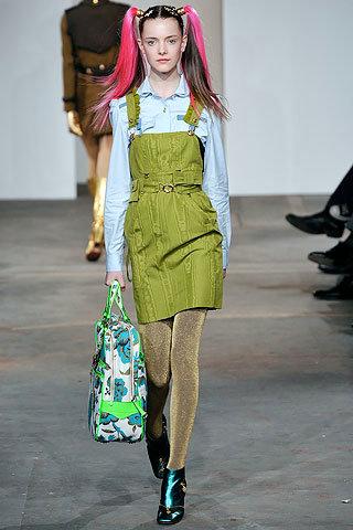 Green Dress - Ready for Recess at Luella