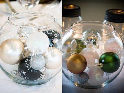 Christmas Centerpieces...