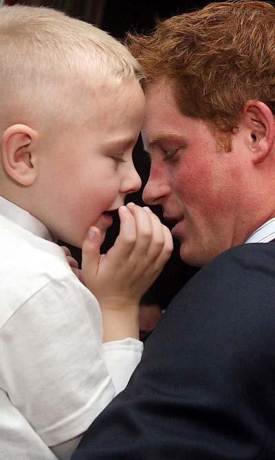 Prince Harry Honors Inspiring Kids