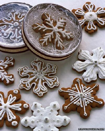 Snowflake Treats...