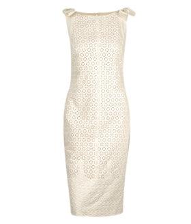 Giambattista Valli Cream Dress