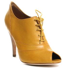 Violet Heel - Mustard