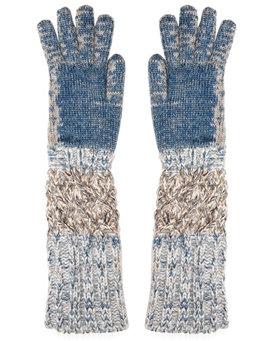 Missoni Knit Gloves
