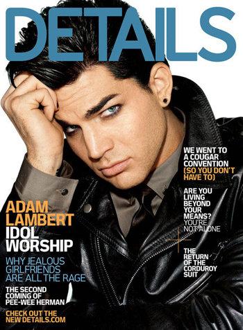 Adam Lambert for Details