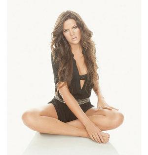 Khloe Kardashian Personal Photo Shoot