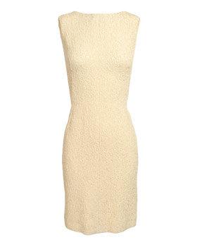 Balenciaga Winter 1964 Textured Dress