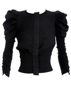 Dolce & Gabbana Puff Sleeved Knit