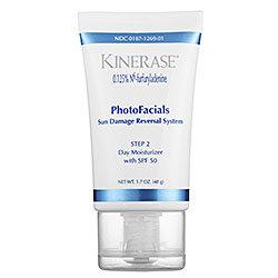 Kinerase PhotoFacials Sun Damage Reversal System Day Moisturizer with SPF 50