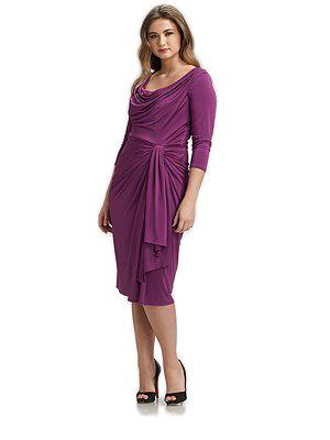Cocktail Jersey Dress