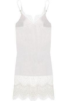 Stella McCartney Silk Slip Dress