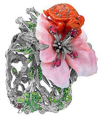 Dior Fine Jewelry. Idylle Dans La Baie D'along Bracelet