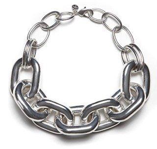 Michael Kors. Bike Chain Necklace