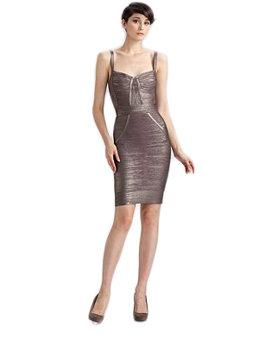 Herve Leger Cocktail Dress