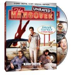 """the Hangover"" DVD"