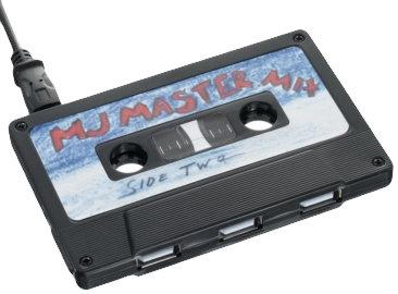 Marc Jacobs USB Hub Cassette
