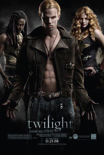 Cam Gigandet as James in Twilight