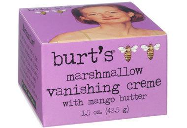 Burt's Bees Marshmallow Vanishing Cream