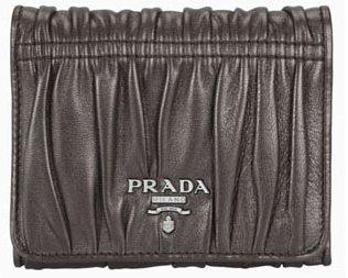 Prada Coin Purse with Flap