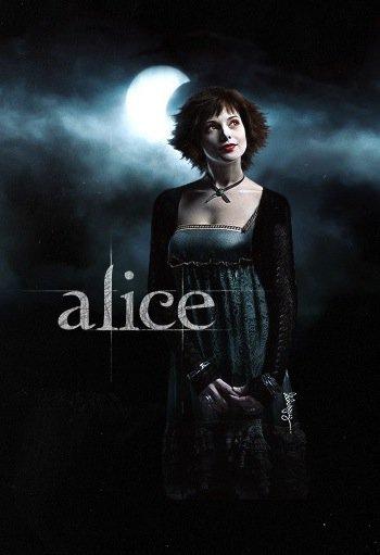 Ashley Greene as Alice in Twilight