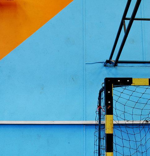Handball or Racquetball