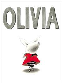 """""""Olivia the Pig"""" by Ian Falconer"""