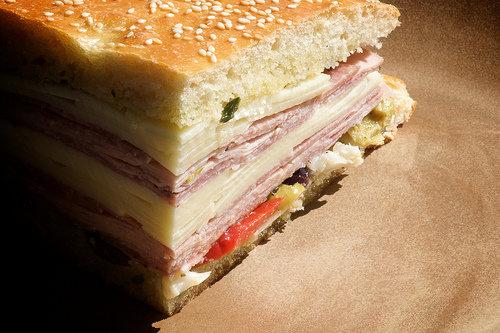 Bite Sized Sandwiches