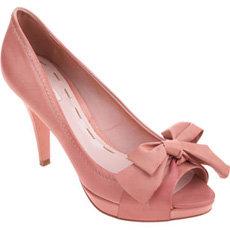 Miu Miu Bow Pump – Light Pink