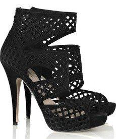 Miu Miu Forma Cutout Sandals