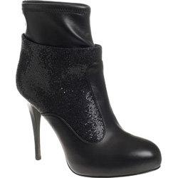 Giuseppe Zanotti Glitter Ankle Boot