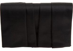 PRADA Flap Clutch – Black