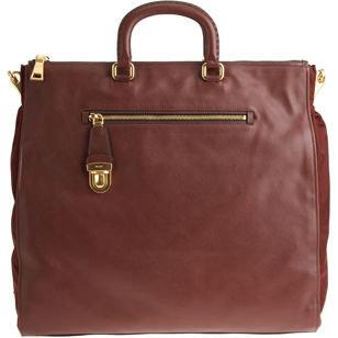 PRADA Large Saf + Tess Briefcase - Amarato
