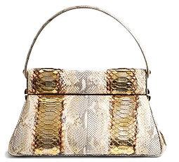 Dior Babe Python Frame Bag