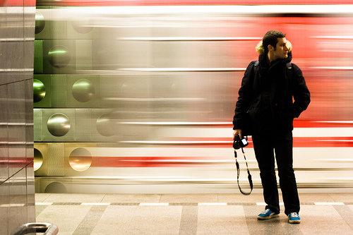 Take Public Transit