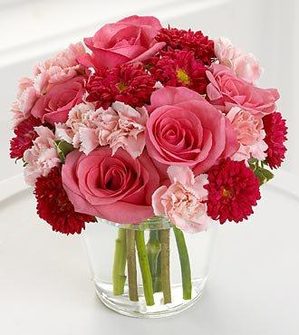 The FTD Precious Heart Bouquet