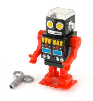 Walking Robot Sharpener