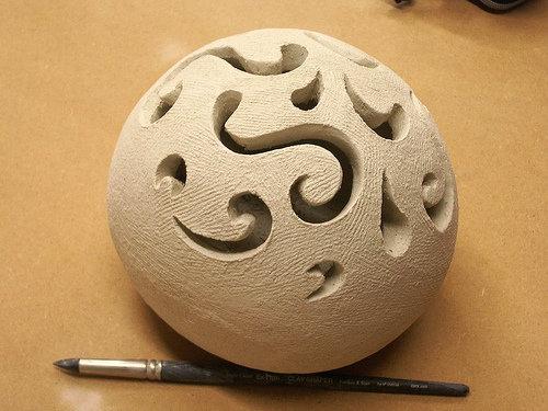 Paint Pottery: