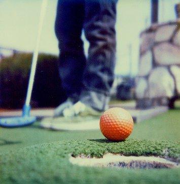Play Mini Golf: