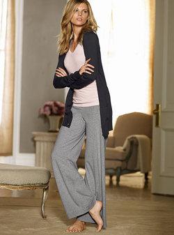 Victoria's Secret Soft Brushed Jersey Pant