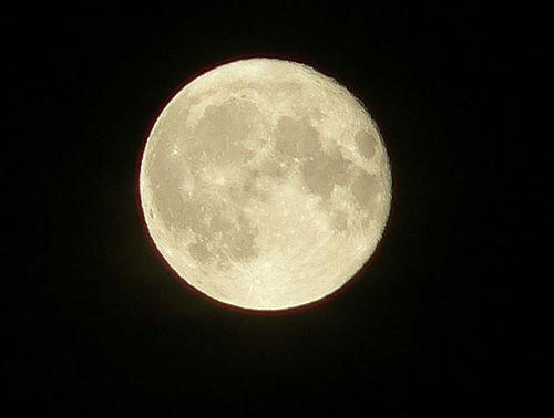Enjoy a Full Moon Together