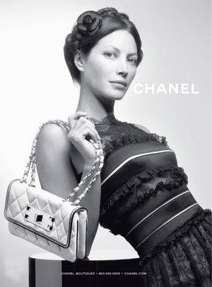 Christy Turlington for Chanel